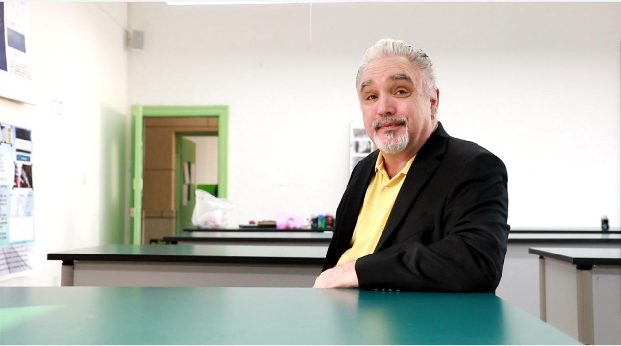 KL Educator & Academic Dean David Langenmayer